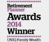 Retirment Planner Award